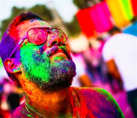 color festival holi festival of colours and joyous time