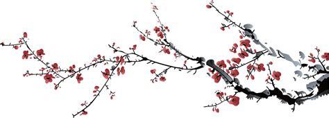 fiori di cigliegio sticker fiori di ciliegio livingdeco
