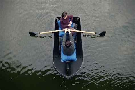 folding rowboat maarno folding rowboat hiconsumption