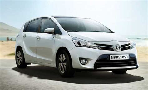 toyota new model 2016 2016 toyota verso review price release date specs