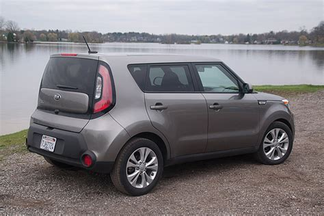 Fast Kia Soul Millennials The Kia Soul Is For You Review