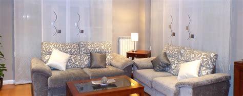 paneles japoneses salon cortinas modernas la dama