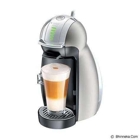 Mesin Kopi Nescafe jual nescafe dolce gusto krups genio 2 kp160t titanium