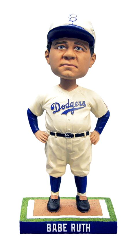 m piazza bobblehead happy ruth 100th anniversary day get ready for his