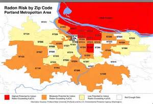 portland oregon zip code map portland oregon zip code map free map