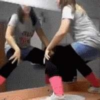bathroom twerk chun li vs twerking animated gif hilariousgifs com