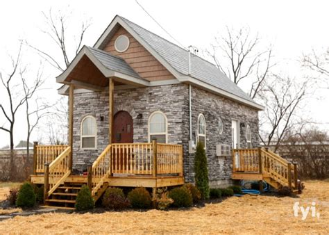 fyi tiny house nation gothic castle house from tiny house nation