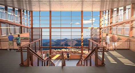 pikes peak summit house construction begins   boom