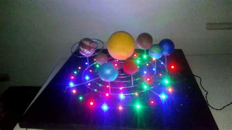 como hacer un planetario en una caja de zapatos maqueta planetario youtube