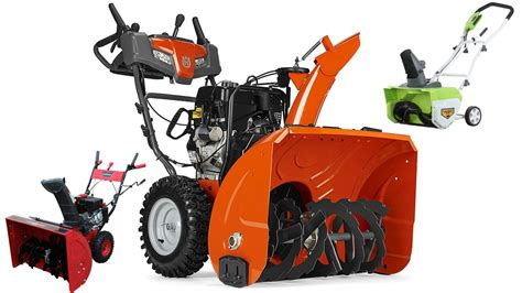 best snow blower top 5 best snow blowers for sale the heavy power list