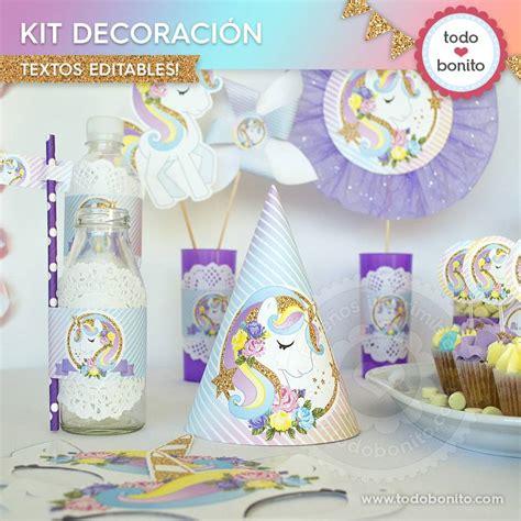 decoracion de uñas unicornio para niñas decoracion de fiesta seonegativo