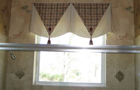 triangle pattern curtains triangle valance valances and curtains pinterest