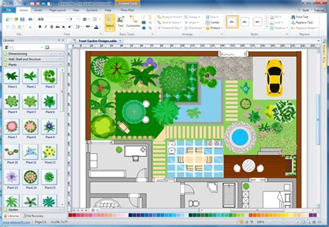landscape layout maker 31 gorgeous garden design software linux izvipi com