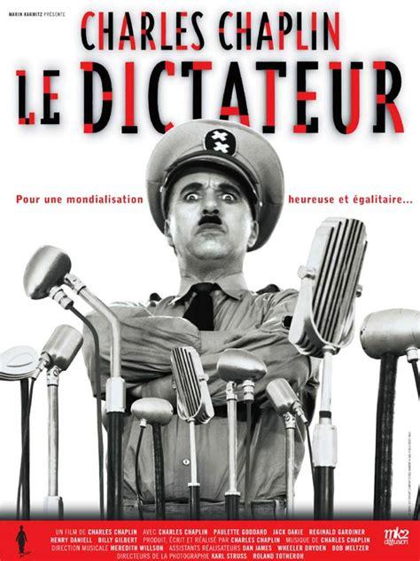film blu ray telecharger le dictateur critique bande annonce affiche dvd blu
