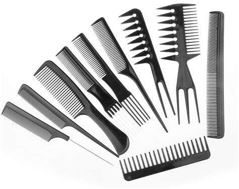 Daftar Sisir blz 10 sets of comb cosmetic comb 10 set sisir mk02