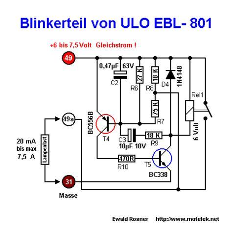 Motorrad Blinker Wechseln Kosten by 12v Led Blinker In Der 6v Simme F 252 R Unter 10 Elektrik