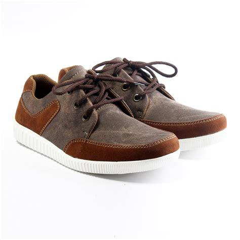 Salvo Sepatu Loafer Pria Coklat sepatu pria salvo st01 coklat elevenia