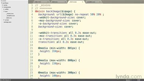 tutorial compass css using sass and compass for css