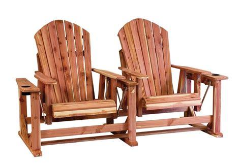 Amish Adirondack Chairs by Amish Adirondack Chair Settee