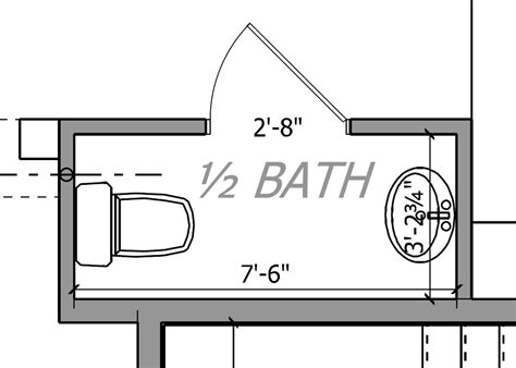 powder room floor plans small powder room floor plans floor plan of the room