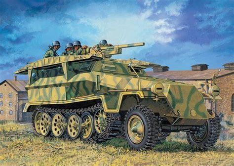 Per Tuas Dekompresi Thunder 251 sd kfz 251 7 ausf c pionierpanzerwagen 6224 scale 1 35 access models