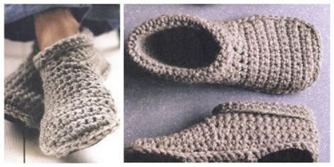 crochet boot slippers free patterns these cozy crocheted slipper boots free pattern