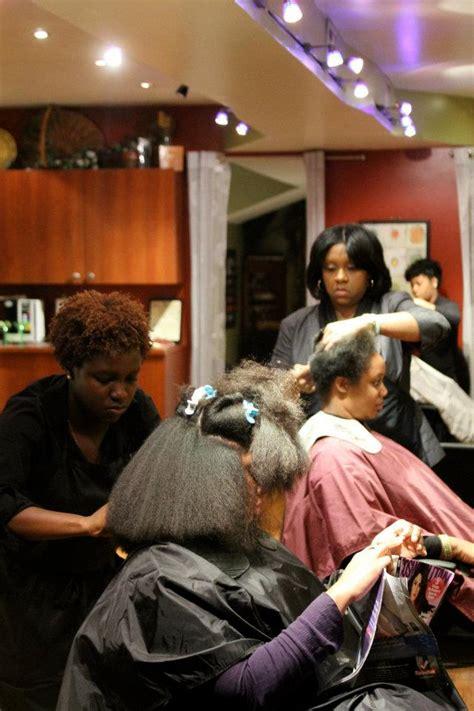 The Green Room Salon by Evolution The Green Room Salon Ny Curls Understood