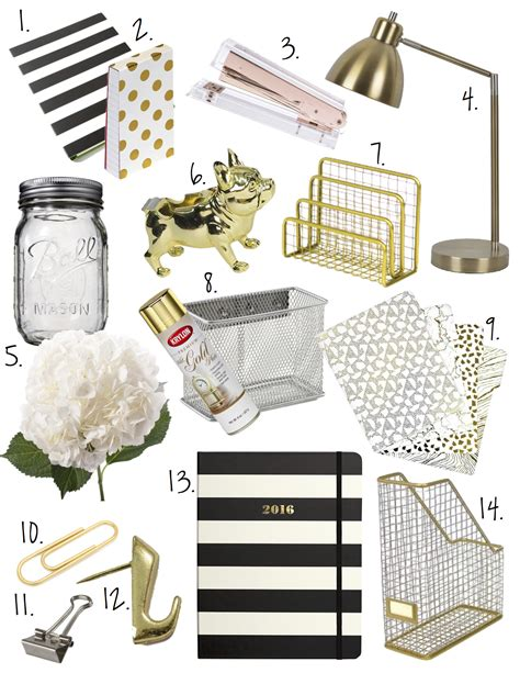 white and gold home decor black white gold office decor