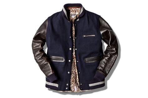 Bbross Varsity Jacket Brown Premium deluxe varsity jacket hypebeast