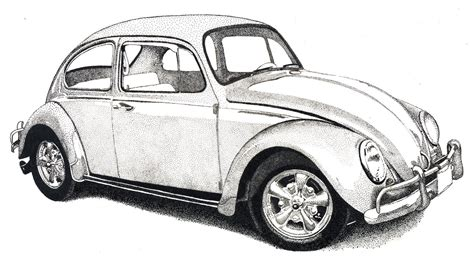 volkswagen bug drawing vw bug drawing search drawings vw