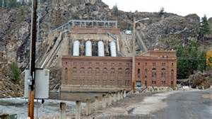 Ford Washington Lake Hydroelectric Power Plant Ford Wa U S