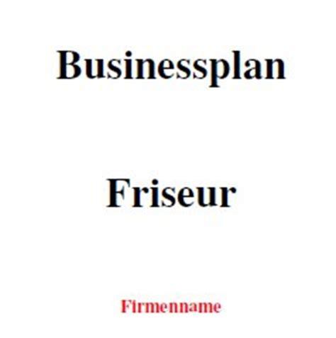 Vorlage Angebot Selbstständig Businessplan Beispiel Pdf