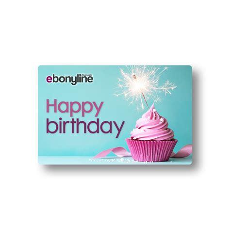 Birthday E Gift Cards - happy birthday e gift card mint