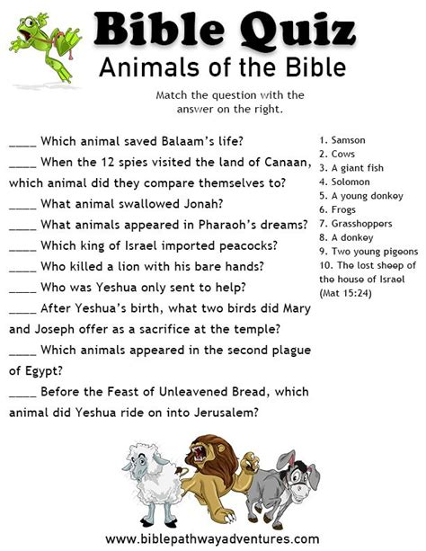 printable animal trivia 1000 images about church teaching crafts ideas on