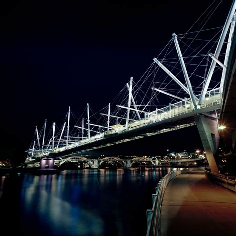 kurilpa bridge gallery of kurilpa bridge cox rayner architects with