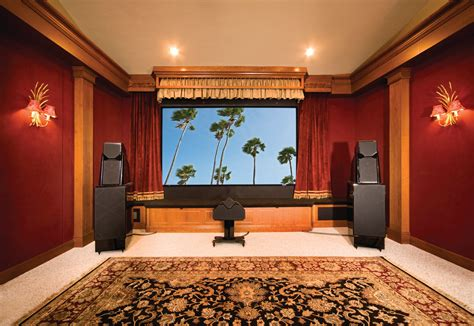 home theater decorations cheap feature design ideas personable home theatre room design