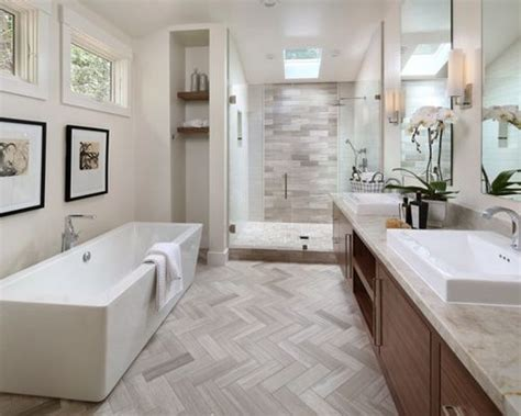 Tile Ideas For Bathroom Walls by Best Modern Bathroom Design Ideas Amp Remodel Pictures Houzz
