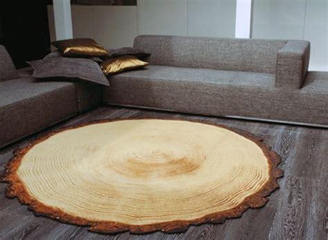 woody wood rug designapplause