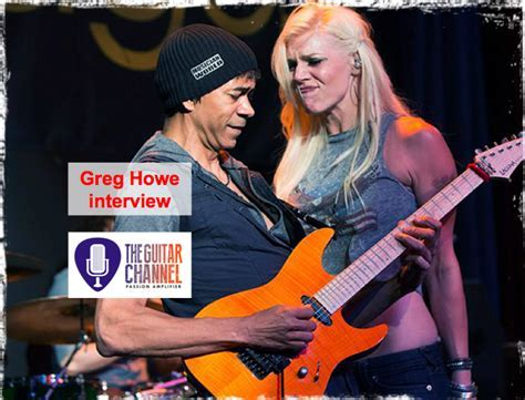 Greg Howe interview: a great guitar player with Maragold