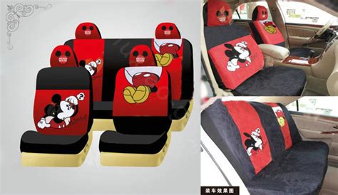 mickey mouse car seat covers buy wholesale mickey mouse disney custom auto car seat