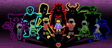 Undertale 7 Souls