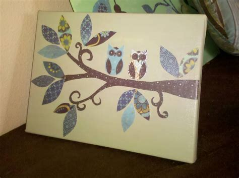 decoupage on canvas decoupage on canvas crafts