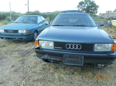 Audi 90 20v by 1991 Audi 90 20v Quattro 2 For 1 Project German Cars For