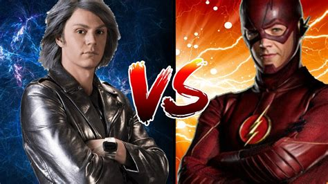 movie quicksilver vs flash flash vs quicksilver cw flash vs fox quicksilver who