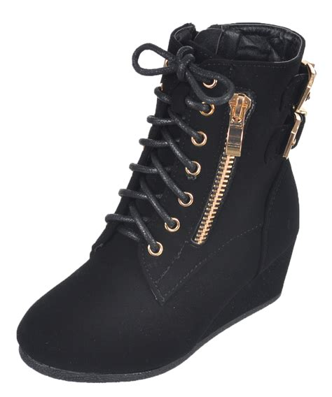 link quot broadway quot wedge boots toddler sizes 9 12