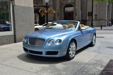 2007 bentley gtc 2007 bentley continental gtc stock gc1669a for sale near