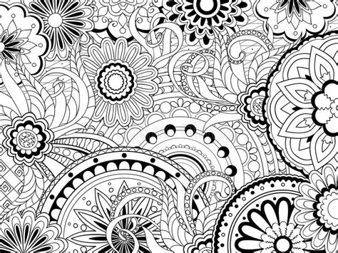 image  doodle mandalas  tangle elements stock