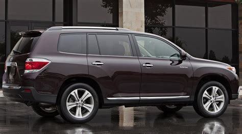 2013 Toyota Highlander Hybrid 2013 Toyota Highlander Hybrid Information And Photos