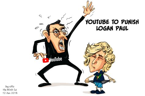logan paul fan mail address logan paul cuts ties and removes channels from