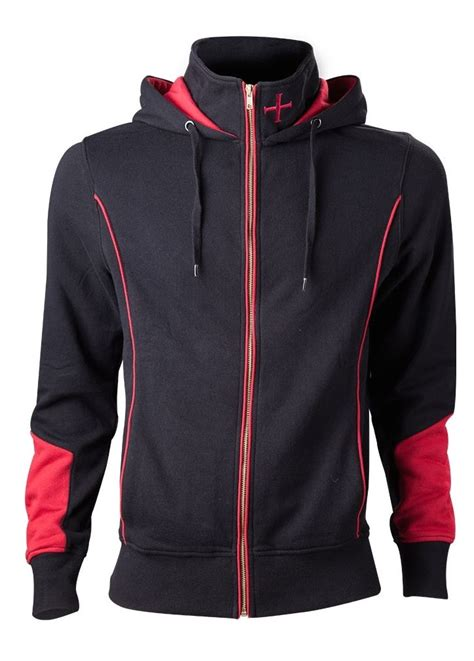 Assassin Creed Sweater Hoodie Jg Asc 06 gamer heaven assassin s creed 174 rogue official zip up hoodie 61 06 http www gamer